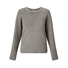 Buy Minimum Lenina Sweatshirt, Grey Online at johnlewis.com
