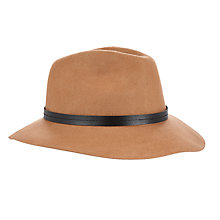 Buy Minimum Hunter Hat, Camel Online at johnlewis.com