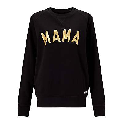 Selfish Mother Mama Crew Neck Sweatshirt
