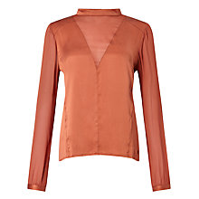 Buy Numph Svetlana Blouse, Picante Online at johnlewis.com