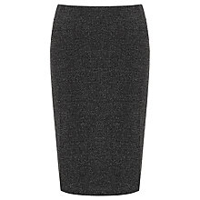 Buy Minimum Tova Pencil Skirt, Silver Online at johnlewis.com