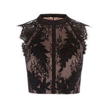 Buy Coast Talisha Lace Top Online at johnlewis.com