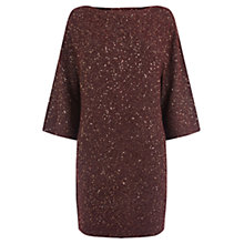 Buy Oasis Sequin Yarn Dress Online at johnlewis.com