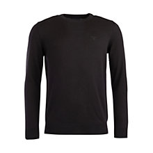Buy Barbour Prima Cotton Crew Neck T-Shirt Online at johnlewis.com