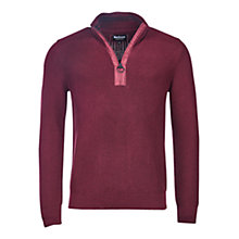 Buy Barbour International Alloy Half Zip Jumper Online at johnlewis.com