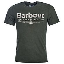Buy Barbour Lifestyle Thorpe Lighthouse T-Shirt Online at johnlewis.com