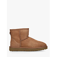 Buy UGG Classic Mini II Ankle Boots Online at johnlewis.com