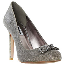 Buy Dune Barbi Jewel Stiletto Court Shoes Online at johnlewis.com