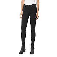 Buy AllSaints Eve Luxe Jeans Online at johnlewis.com