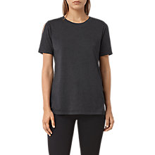Buy AllSaints Devo T-Shirt Online at johnlewis.com