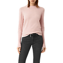 Buy AllSaints Alpha Crew Neck Jumper Online at johnlewis.com