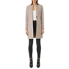 Buy AllSaints Leni Coat Online at johnlewis.com