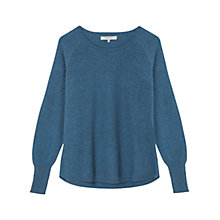 Buy Gerard Darel Laponie Jumper, Dark Blue Online at johnlewis.com