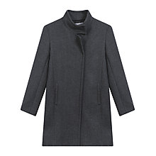 Buy Gerard Darel Mercer Coat, Grey Online at johnlewis.com