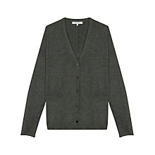 Buy Gerard Darel Glacier Cardigan, Grey Online at johnlewis.com
