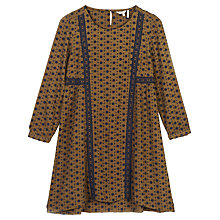Buy Fat Face Boho Broderie Dress Online at johnlewis.com