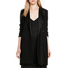 Buy Polo Ralph Lauren Long Casual Blazer, Polo Black Online at johnlewis.com