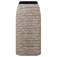 Buy Gerry Weber Tweed Skirt, Marzipan Cinnamon Print Online at johnlewis.com
