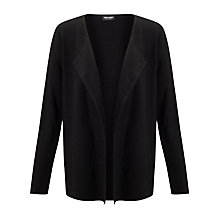 Buy Gerry Weber Long Sleeve Cardigan, Black Online at johnlewis.com