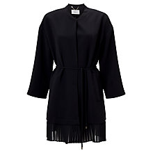 Buy Marella Abisso Jacket, Black Online at johnlewis.com
