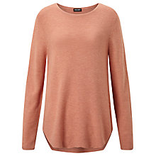Buy Gerry Weber Oversized Jumper, Cinnamon Melange Online at johnlewis.com