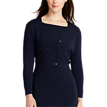 Buy Lauren Ralph Lauren Chiara Cardigan, Lighthouse Navy Online at johnlewis.com