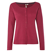 Buy White Stuff Agava Cardigan, Orchid Purple Online at johnlewis.com