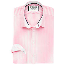 Buy Thomas Pink Davy Stripe Slim Fit Shirt Online at johnlewis.com