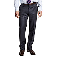 Buy Thomas Pink Ledger Flannel Regular Fit Trousers Online at johnlewis.com