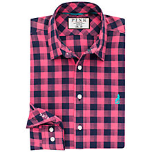 Buy Thomas Pink Waterhouse Check Slim Fit Shirt Online at johnlewis.com