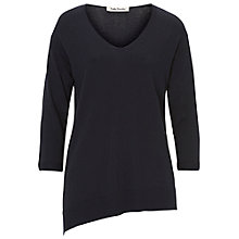 Buy Betty Barclay V-Neck Jumper, Dark Sky Online at johnlewis.com