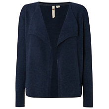 Buy White Stuff Jittery Falls Cardigan, Navy Online at johnlewis.com