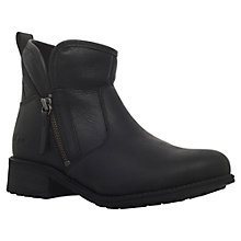 Buy UGG Lavelle Side Zip Ankle Boots Online at johnlewis.com