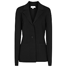 Buy Reiss Maya Jacket, Black Online at johnlewis.com