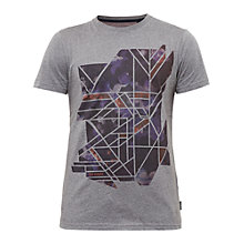 Buy Ted Baker Urbano Abstract Graphic T-Shirt Online at johnlewis.com