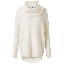 Buy Miss Selfridge Slouchy Cowl Neck Jumper Online at johnlewis.com