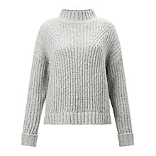 Buy Miss Selfridge Chunky 2 In 1 Jumper Online at johnlewis.com