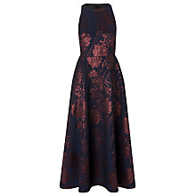 Buy L.K. Bennett Koko Jacquard Dress, Multi Online at johnlewis.com