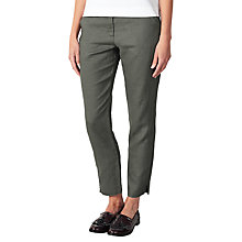 Buy John Lewis Linen Peg Trousers Online at johnlewis.com