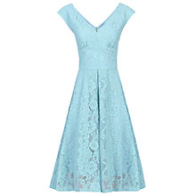 Buy Jolie Moi Sweetheart Neck 50s Lace Dress Online at johnlewis.com