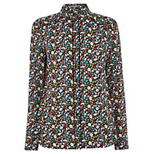 Buy Oasis Ditsy Shirt, Multi Online at johnlewis.com