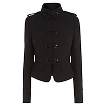 Buy Karen Millen Military Jacket Online at johnlewis.com