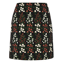Buy Oasis Annie Jacquard Skirt, Multi Online at johnlewis.com