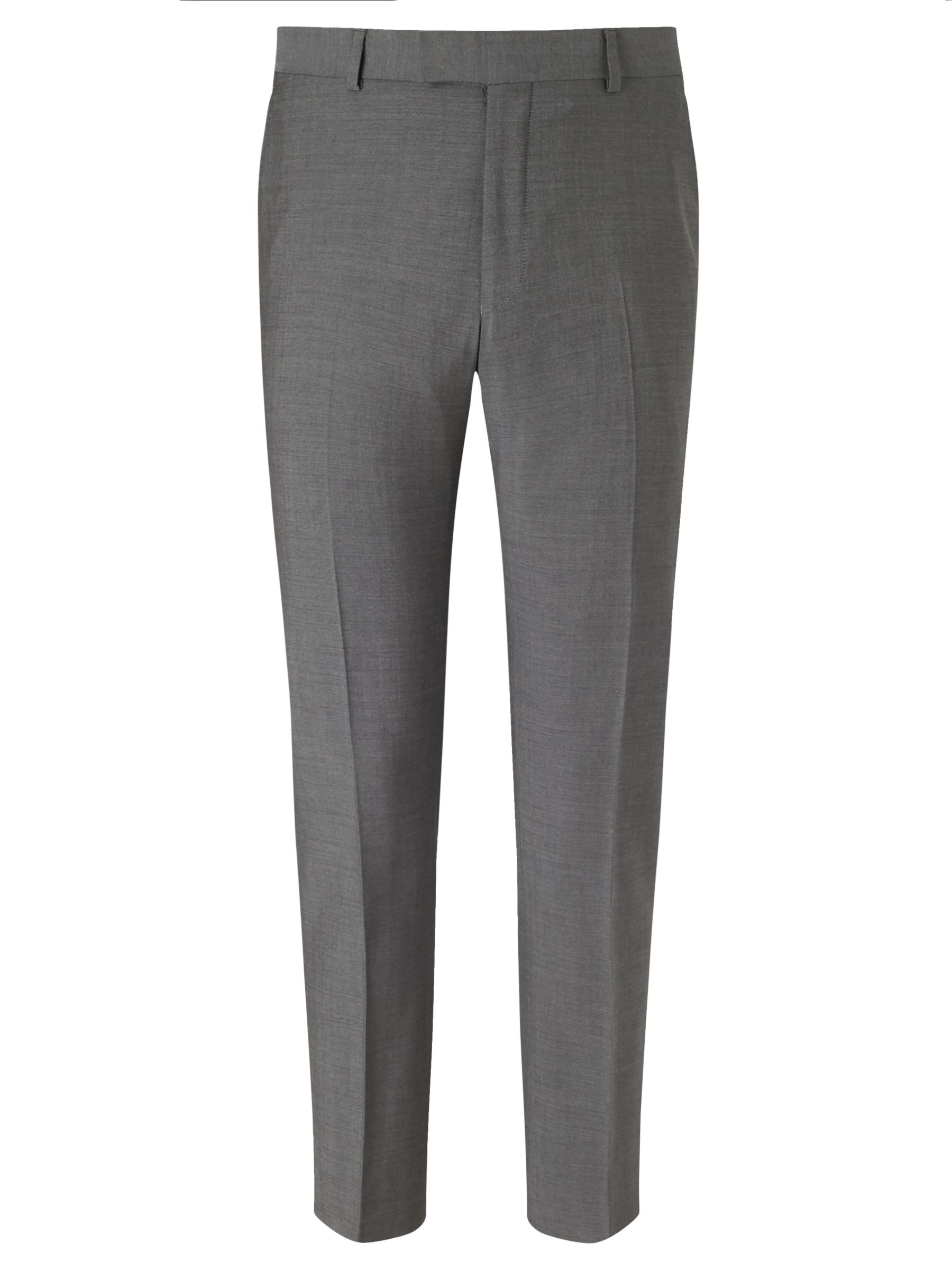 Richard James Mayfair Richard James Mayfair Tonic Sheen Slim Suit Trousers, Charcoal
