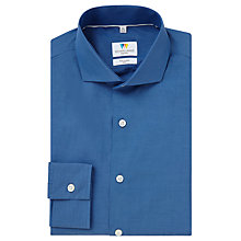 Buy Richard James Mayfair Chambray Slim Fit Shirt Online at johnlewis.com