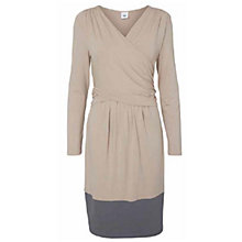 Buy Mamalicious Henna Tess Nursing Function Maternity Dress, Moonrock Online at johnlewis.com