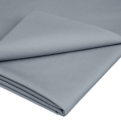 John Lewis 180 Thread Count Polycotton Flat Sheet