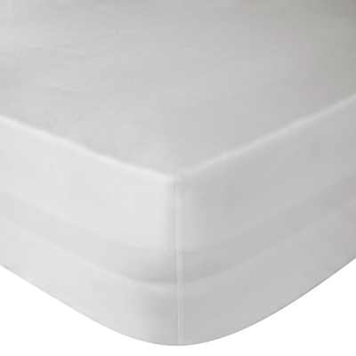 John Lewis 200 Thread Count Flexi-Fit Fitted Sheet