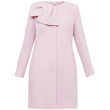 Buy Ted Baker Ellmida Oversized Bow Coat Online at johnlewis.com