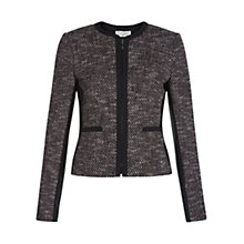 Buy Hobbs Darla Jacket, Multi Online at johnlewis.com